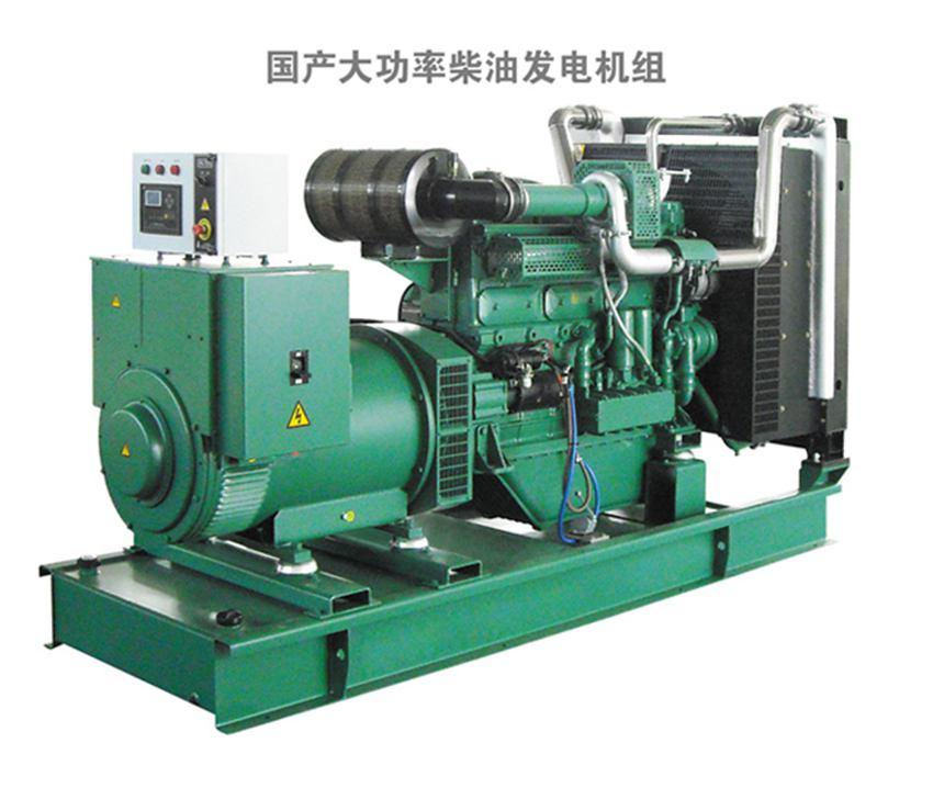 国产柴油发电机组与进口柴油发电机组比较报价上有没有优势呢?
